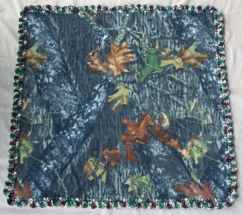 Camoblanket 012